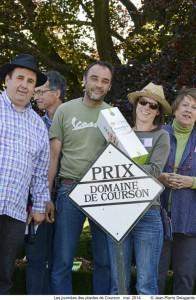 Prix du Domaine de Courson 05-2014 - Arree Succulentes